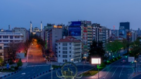 KORONADA ANKARA - ANKARANIN BOŞ HALİ - FOTOĞRAFÇI DİLEK UYAR