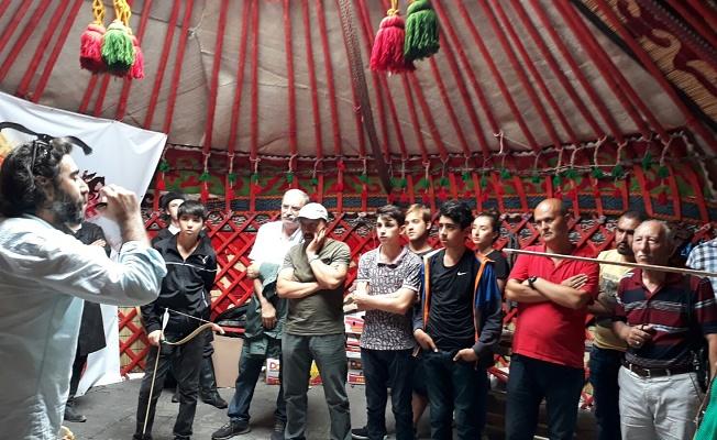 Bursa'nın Dört Bir Bucağına Otağ Kuruldu