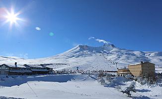 Erciyes, Kış Turizmini Geliştiriyor