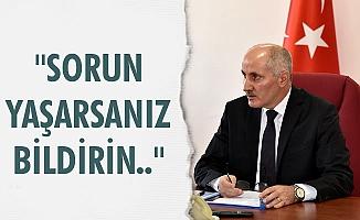 KARAMAN VALİSİ