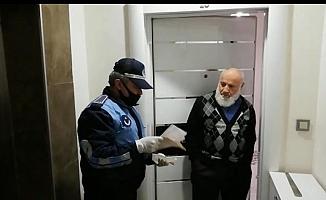 Kayseri Büyükşehir Belediyesi, yardım talebini yerine getirdi