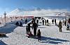 Erciyes'te Ziyaretçi Rekoru Kırıldı
