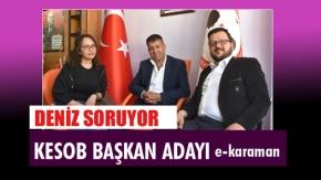 Karamanlılar Seçimi Konuşuyor - Karaman Yerel Seçim Anketi